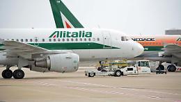 Arrivato primo volo Alitalia Covid-tested, passeggeri negativi
