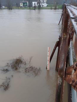 Chiuso il ponte tra Acquanegra e Calvatone