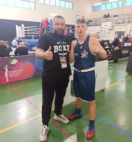 Bindar campione italiano Youth - 64 kg