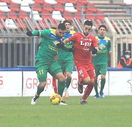 Pergolettese agguantata (1-1) nel finale dal Piacenza
