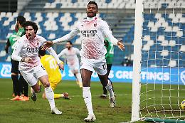Leao batte Poggi: il gol dopo 6,11 secondi è il più veloce della Serie A
