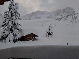 Neve e pioggia: sabato 26 dicembre allerta gialla in 11 regioni
