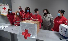 Croce Rossa, «Il 2020 della solidarietà»