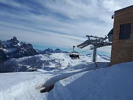 Covid: in settimana il Cts decide sul protocollo per lo sci