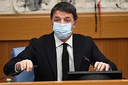VIDEO Renzi: Italia Viva esce dal Governo