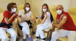 «Vax Day» nelle case di riposo