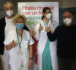 In Fiera il polo per la campagna di vaccinazione