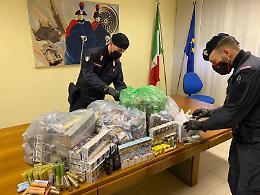 Maxi furto di gratta e vinci e sigarette, arrestati due romeni