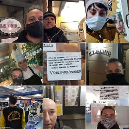 Pizzighettone, nuova protesta degli esercenti: 'Vogliamo lavorare'