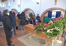 L'omaggio a Lipreri: 'Figura di grande pensiero'