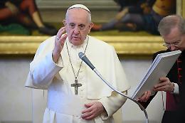 Papa: ricordare la Shoah per fare futuro