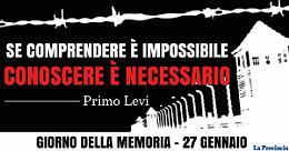 """""""Se comprendere è impossibile, conoscere è necessario"""". Primo Levi"""