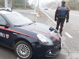 Incidente, picchia l'autista del soccorso e scappa col carro attrezzi: arrestato