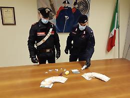 Coppia di spacciatori arrestata dai carabinieri