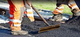 Giovedì scatta l'operazione asfaltature