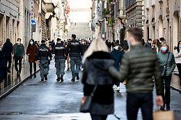 Primo weekend 'giallo', scattano misure anti folla
