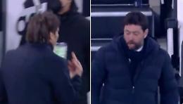 Coppa Italia: giudice sportivo, nessuna decisione su Conte-Agnelli