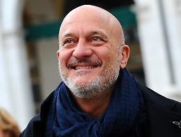 """Claudio Bisio: """"Sono positivo al Covid, ma sto bene"""""""