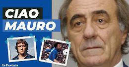 Il mondo del calcio piange Mauro Bellugi