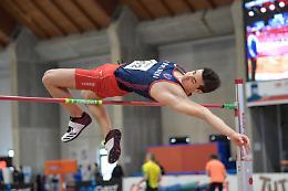 Dester, record italiano nell'eptathlon. E ora sogna le Olimpiadi