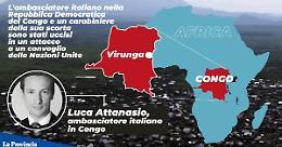 Attacco in Congo, morto l'ambasciatore italiano