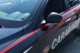 Auto rubata ritrovata in via Filzi, recupero lampo dei carabinieri