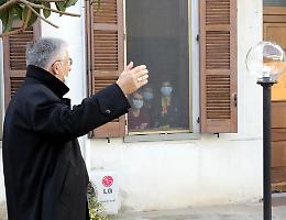 """Napolioni: """"Preghiera e momenti di consolazione per tutti"""""""