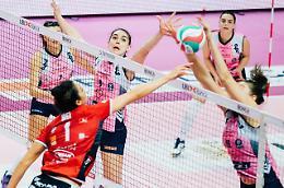 Èpiù, con Cuneo quarta sconfitta consecutiva