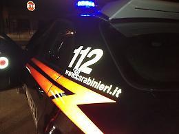 Due cadaveri carbonizzati trovati in un'auto nel Ferrarese