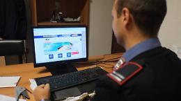 Falso sito di assicurazioni online, denunciato 19enne pregiudicato