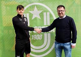 Crema 1908, ingaggiato il giovane centrocampista Torchio
