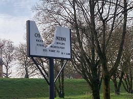 Monticelli, atto vandalico al Parco del Po