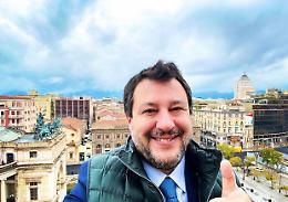 Salvini e il caso Open Arms,  chiesto il rinvio a giudizio: 'Sequestro di persona'