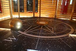 VIDEO Nel museo del tempo a un passo dalle stelle