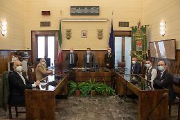 Padania Acque firma la convenzione con l'Ato
