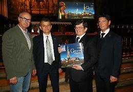 Fantigrafica: raccolti fondi donati all'Associazione Uniti per Cremona