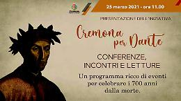 700 anni di Dante: conferenze, incontri, letture