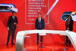 FS Italiane, più facile la soluzione delle controversie sui Regionali