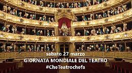 #CheTeatrochefa, sabato in diretta dal Ponchielli