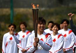 Tokyo 2021, al via staffetta fiamma olimpica da Fukushima