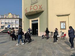 Caorso, al Cine Fox vaccinazioni per 90 ultra 80enni