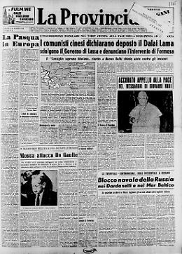 I comunisti cinesi dichiarano deposto il Dalai Lama
