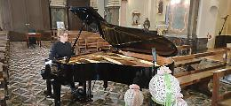 Recital pianistico di Antonio Arcari