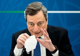 Attesa per l'incontro tra Draghi e le Regioni sul piano vaccini