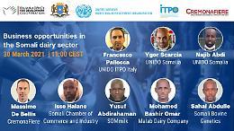 CremonaFiere, opportunità di business nel settore lattiero-caseario della Somalia