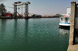 """Signoroni: """"Investire sulle vie d'acqua e rendere navigabile il Po sino all'Adriatico"""""""