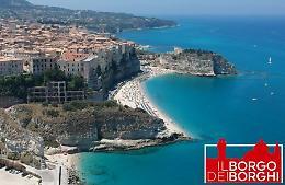 """Tropea è """"borgo dei borghi"""", sbaragliata la concorrenza"""