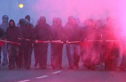 Guerriglia urbana: «Attacco  alla sicurezza della collettività»
