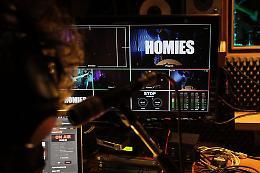 Lunedì concerto degli Homies in diretta streaming su Fb