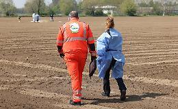FOTO/1 Gravissimo incidente al Migliaro: paracadutista precipita e muore